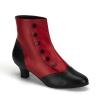 FLORA-1023 Red/Black